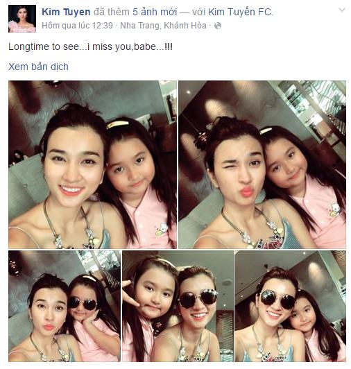 Facebook sao Việt: Lê Phương diện váy cưới trắng đầy ẩn ý 7