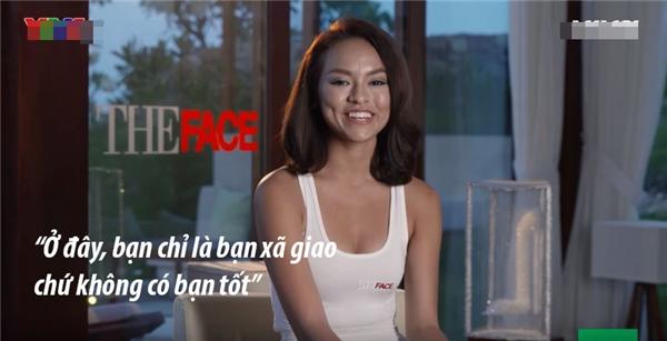 Quỳnh Mai The Face đã hết 'cạch mặt' Phạm Hương? 5