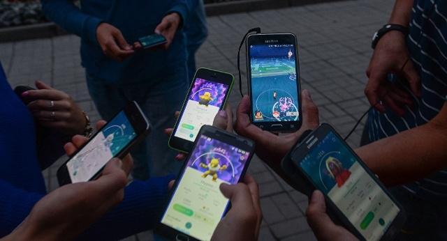 Giảm cân nhờ chơi Pokemon Go 1