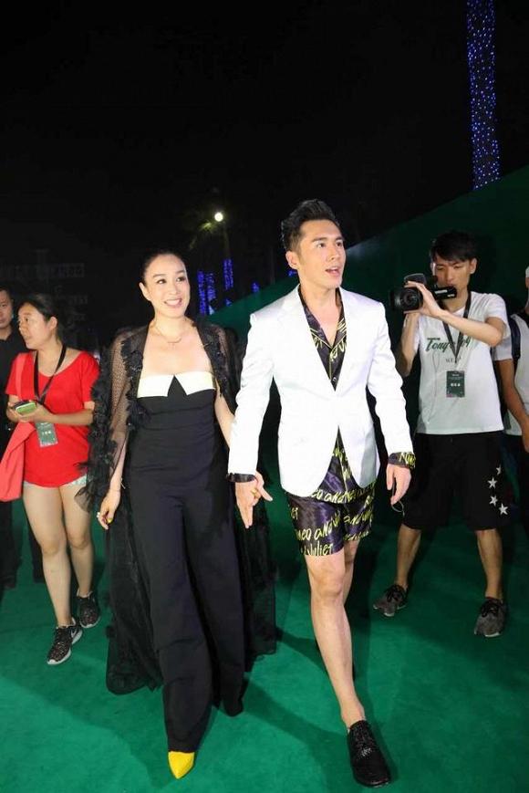 Nữ diễn viên gốc Việt Chung Lệ Đề bất ngờ tuyên bố kết hôn lần 3 2