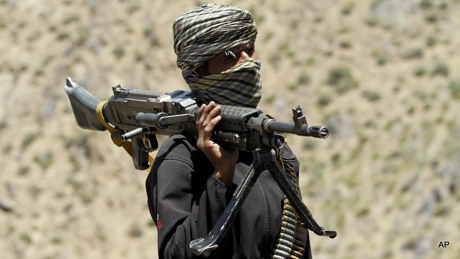 Taliban ủng hộ chính quyền Afghanistan chiến đấu chống IS 1