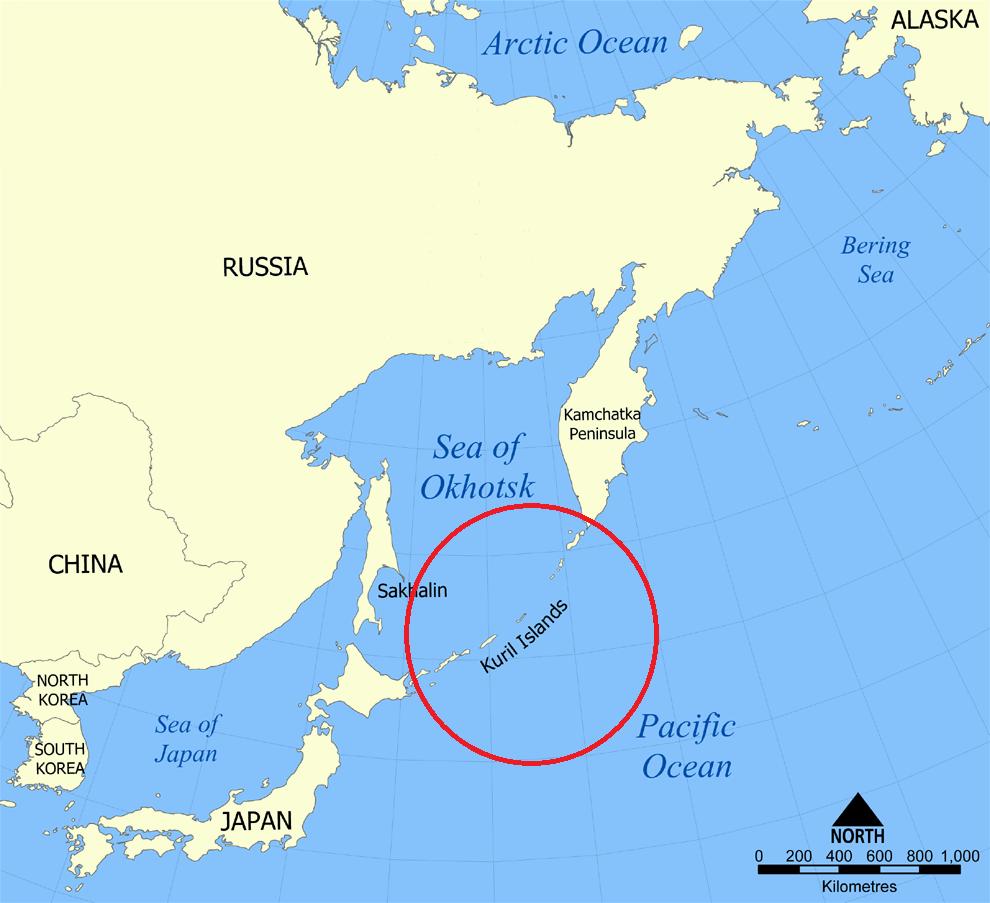 Nga triển khai hệ thống tên lửa trên quần đảo Kuril tranh chấp với Nhật 2