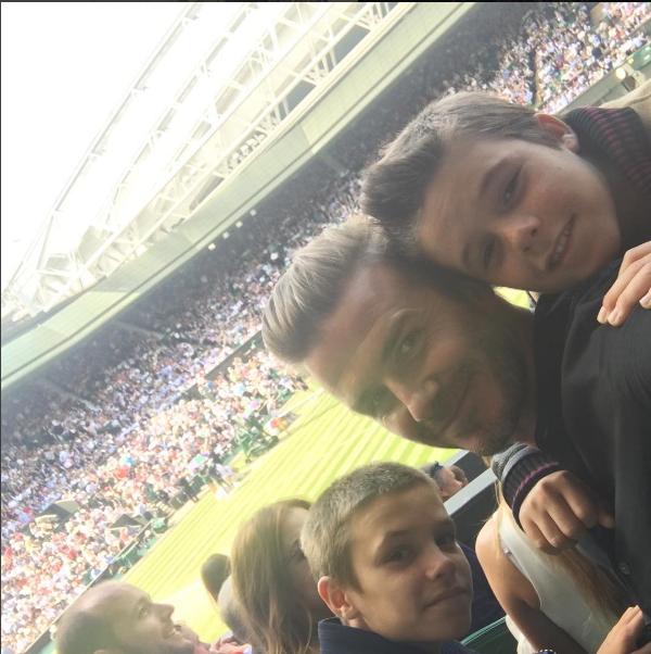 Con trai David Beckham khoe vũ đạo đáng yêu 1