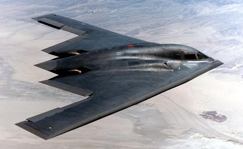 Mỹ điều 3 máy bay ném bom tàng hình đến Thái Bình Dương 1