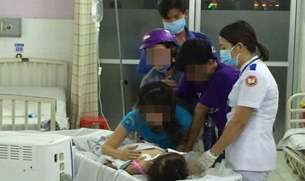 Phát hiện thi thể bé gái 4 tuổi dưới hồ bơi ở Sài Gòn 1