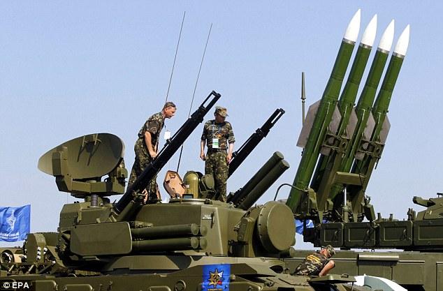 Quân đội Anh thừa nhận hoàn toàn lép vế trước Nga 1