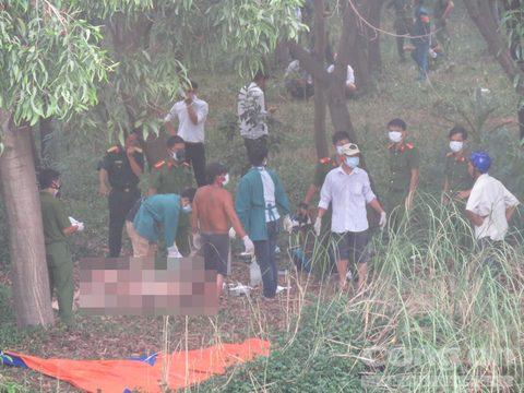 Đang câu cá, hoảng hốt phát hiện xác một phụ nữ trôi sông 1