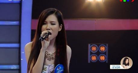 Cô gái có giọng hát giống Lệ Quyên khiến Lê Hoàng phấn khích 1