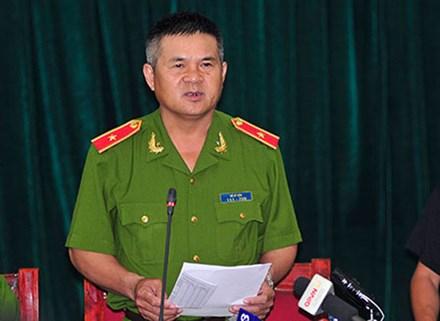 Thiếu tướng Hồ Sĩ Tiến: Thông tin bắt cóc lấy nội tạng ở Hà Giang là bịa đặt 1