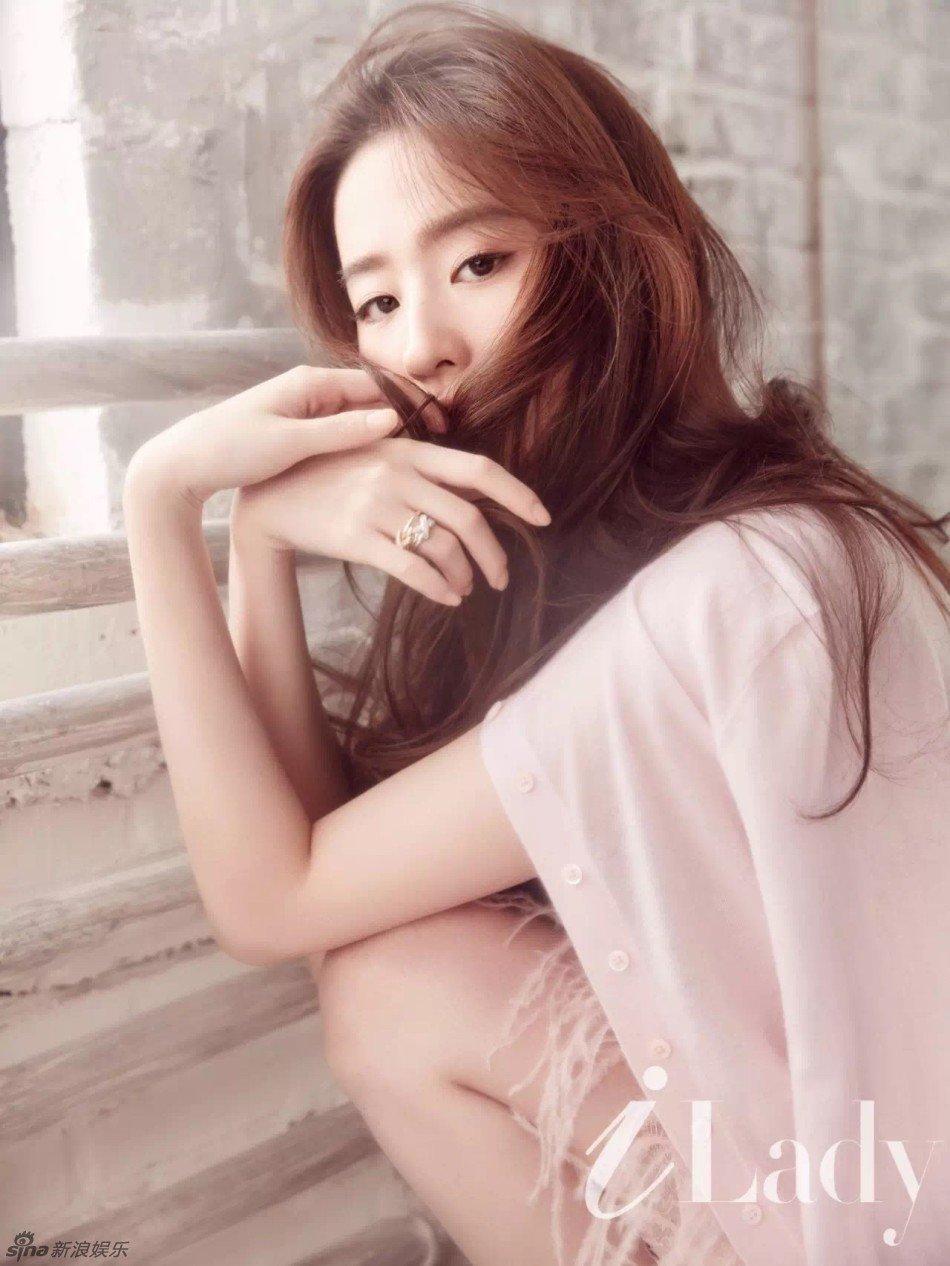 Hình ảnh gợi cảm năm 18 tuổi của Lưu Diệc Phi khiến fan ngỡ ngàng 7