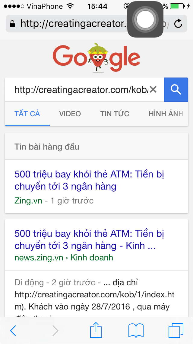 Sự thật về trang web giả mạo khiến khách hàng mất 500 triệu đồng 3