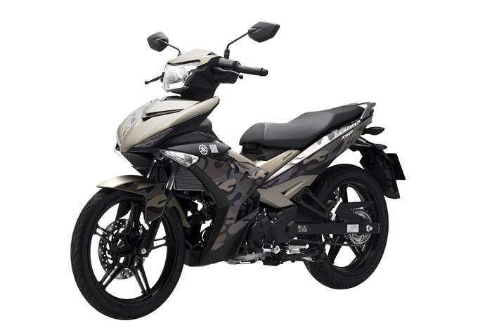 Yamaha Exciter ra 2 bản màu mới, giá tăng 1,5 triệu đồng 3