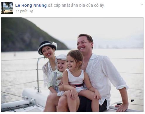 Facebook sao Việt: Lê Phương lấp lửng về người đàn ông bên cạnh mình 10