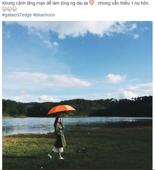 Facebook sao Việt: Lê Phương lấp lửng về người đàn ông bên cạnh mình 11