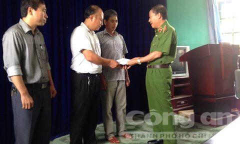 Thượng tướng Lê Quý Vương trực tiếp chỉ đạo điều tra vụ thảm án ở Lào Cai 1