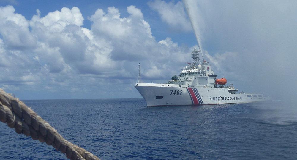 """Trung Quốc đang vượt """"lằn ranh đỏ"""" Mỹ định ra tại Biển Đông 6"""