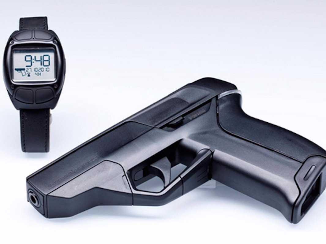 Top 9 khẩu súng hiện đại nhất thế giới 9