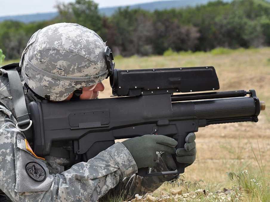 Top 9 khẩu súng hiện đại nhất thế giới 4