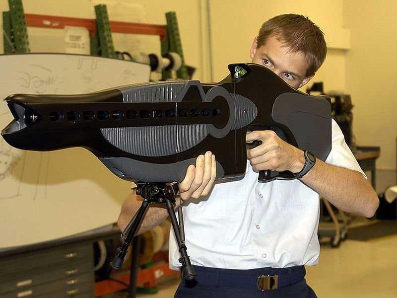 Top 9 khẩu súng hiện đại nhất thế giới 6