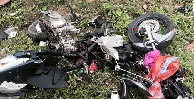 Tai nạn thảm khốc khiến 3 người thương vong tại Yên Bái 1
