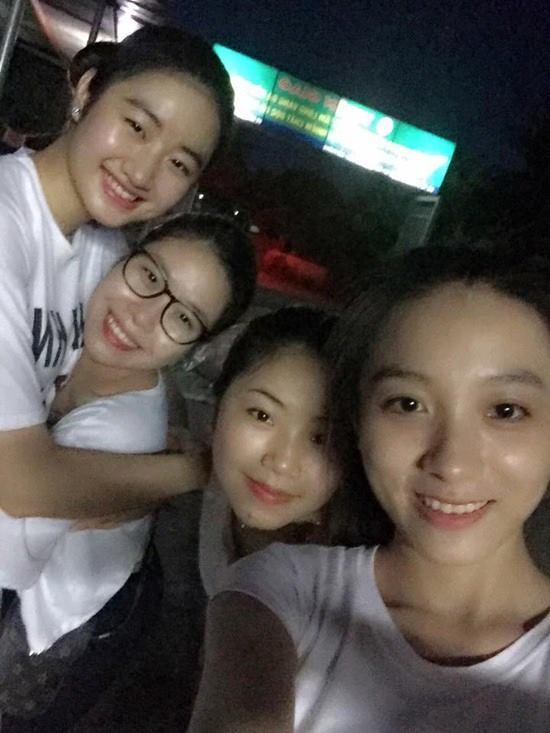 Mặt mộc nhiều khiếm khuyết của tân Hoa hậu Bản sắc Việt 5