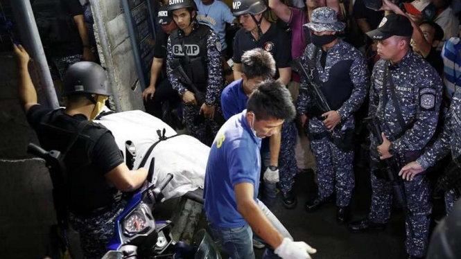 Philippines: Tù vượt ngục, nổ súng và lựu đạn khiến 10 người thiệt mạng 2