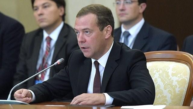 Thủ tướng Nga cảnh báo có thể cắt đứt quan hệ với Ukraine 1