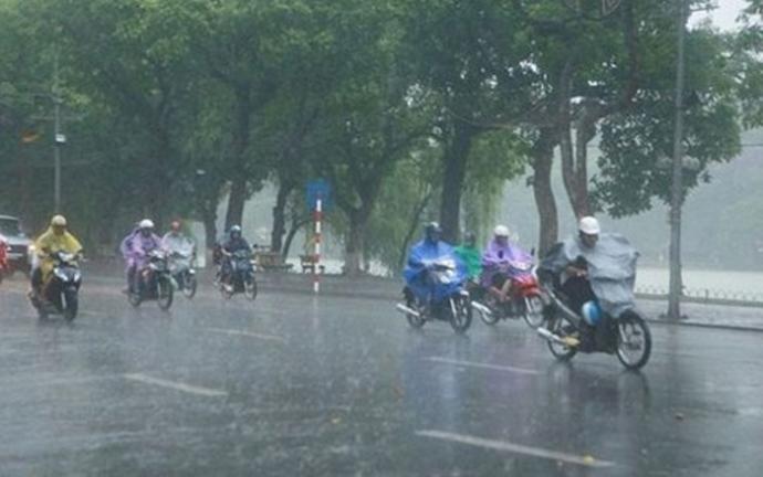 Hôm nay, Bắc Bộ và Thanh Hóa mưa lớn, nguy cơ lũ quét cao 1