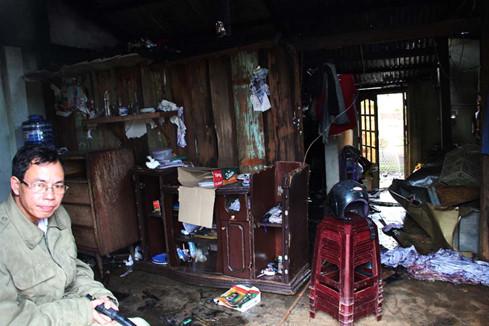 Lâm Đồng: Con đốt nhà mẹ ruột vì không được cho tiền trả nợ 2