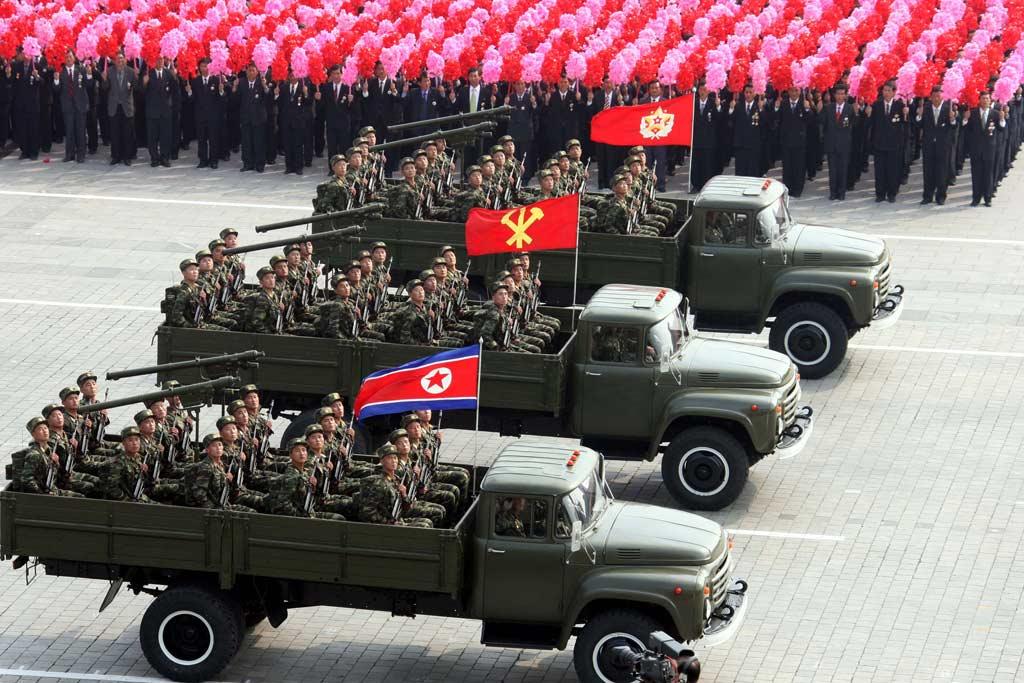 Hai công dân Hàn Quốc bị bắt do nghi ngờ 'làm ăn' với Triều Tiên 1