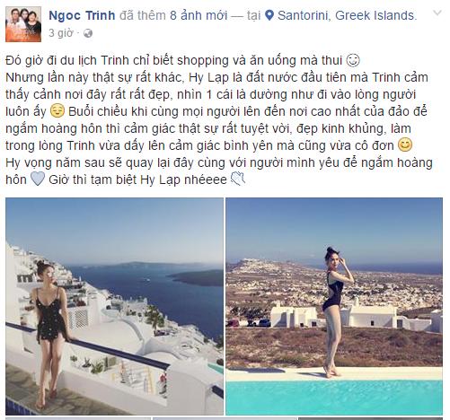 Facebook sao Việt: Chồng doanh nhân của Hoa hậu Thu Vũ lần đầu lộ diện 11