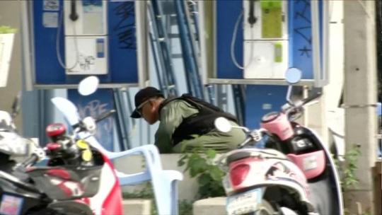 Thái Lan phát hiện loạt bom chưa nổ tại các khu du lịch 1