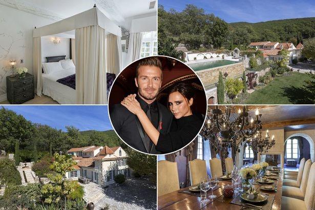 Ngắm biệt thự cổ vợ chồng David Beckham rao bán 1