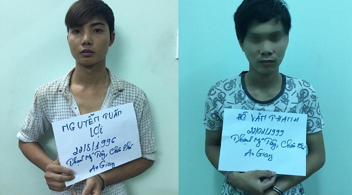 Đột nhập phòng trọ, 2 thanh niên thay nhau cưỡng bức thiếu nữ 15 tuổi 1