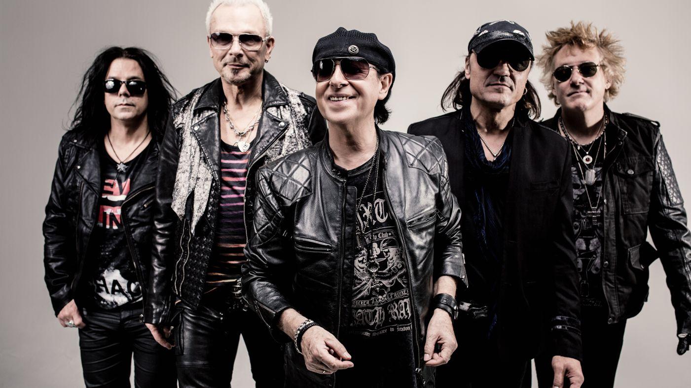 Ban nhạc rock huyền thoại Scorpions sẽ biểu diễn tại Hà Nội vào tháng 10 tới 1