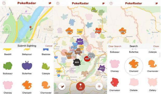 4 ứng dụng giúp bạn bắt được Pokemon hiếm trong Pokemon Go 4