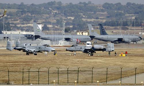 Nhiều vũ khí hạt nhân Mỹ ở Thổ có nguy cơ bị đánh cắp 1
