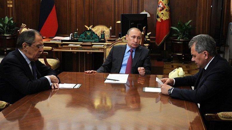 Nga-Mỹ lên kế hoạch thành lập liên minh quân sự ở Syria 1