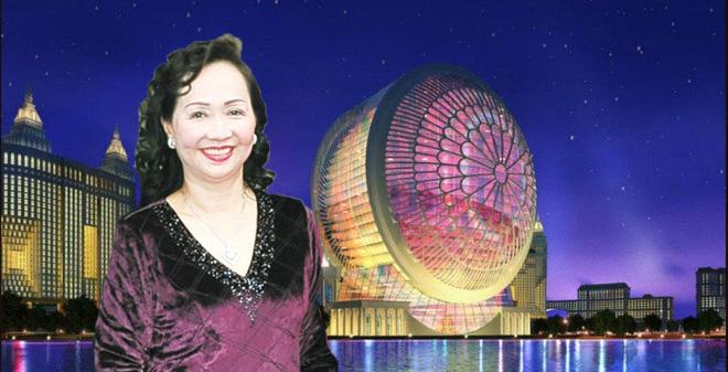 """Tập đoàn  của nữ đại gia Trương Mỹ Lan chuyên sở hữu siêu dự án trên """"khu đất vàng"""" 1"""