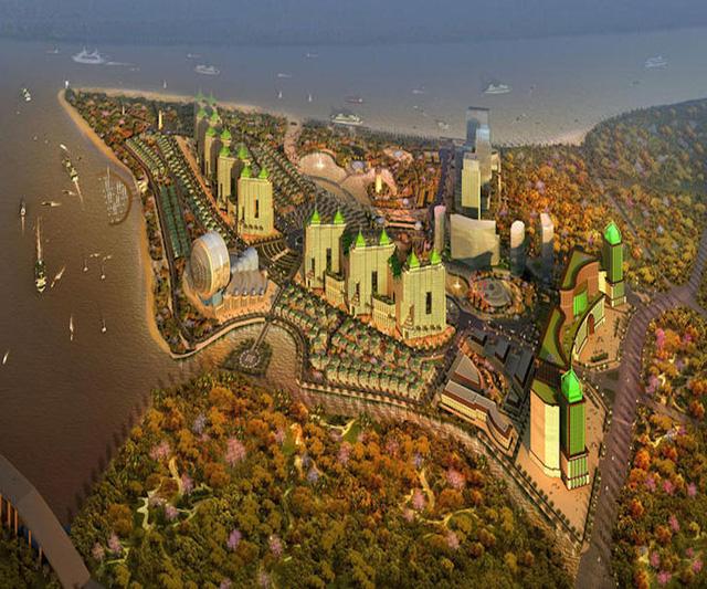 """Tập đoàn  của nữ đại gia Trương Mỹ Lan chuyên sở hữu siêu dự án trên """"khu đất vàng"""" 2"""