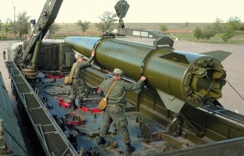 Ukraine tố Nga đưa vũ khí hạt nhân đến Crimea 1