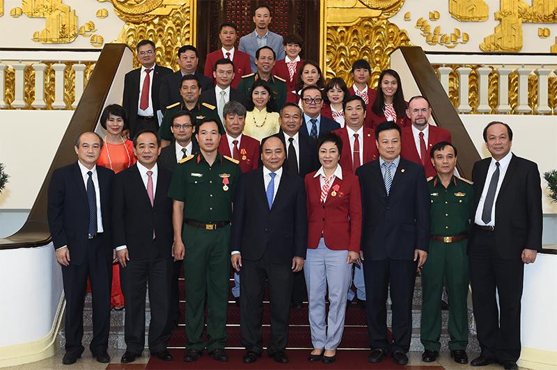 Xạ thủ Hoàng Xuân Vinh từ chối xin danh hiệu Anh hùng Lao động 1