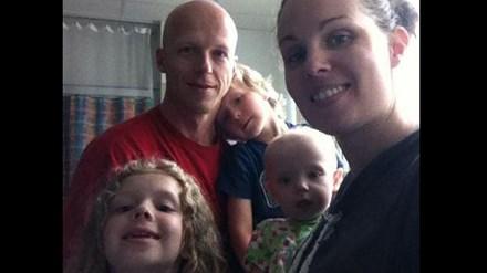 Mỹ: Chồng sát hại vợ cùng ba con nhỏ rồi tự tử 1