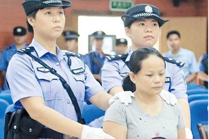 Trung Quốc tử hình kẻ buôn bán trẻ em Việt Nam 1