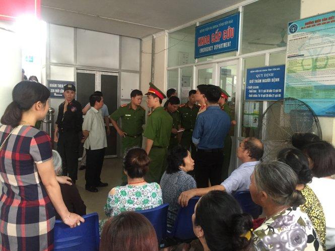 Thông tin mới nhất vụ lãnh đạo tỉnh Yên Bái bị bắn tại phòng họp  4