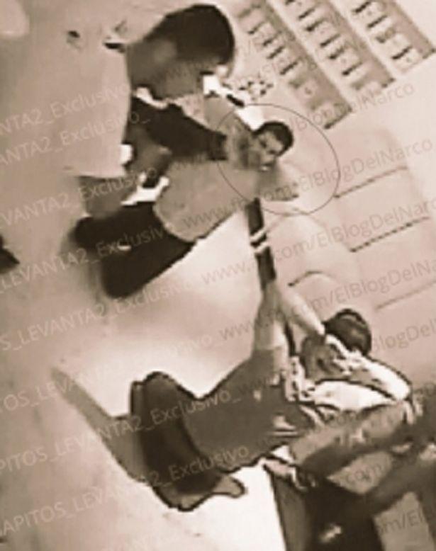 Khoảnh khắc con trai trùm ma túy khét tiếng nhất Mexico bị bắt cóc 1