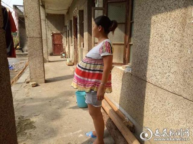 Một phụ nữ Trung Quốc khẳng định mang thai 17 tháng vẫn chưa sinh 1