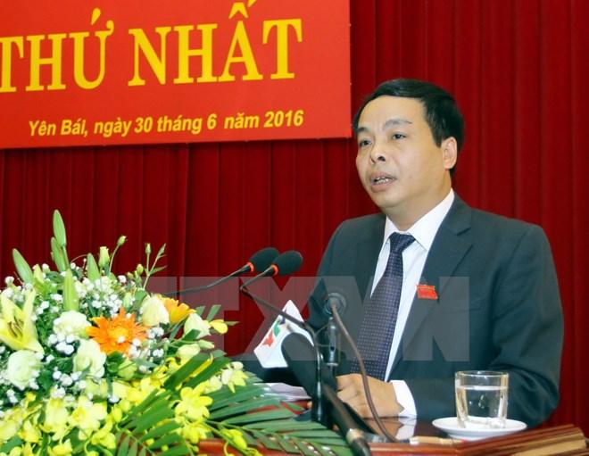Thông tin mới nhất vụ lãnh đạo tỉnh Yên Bái bị bắn tại phòng họp  3