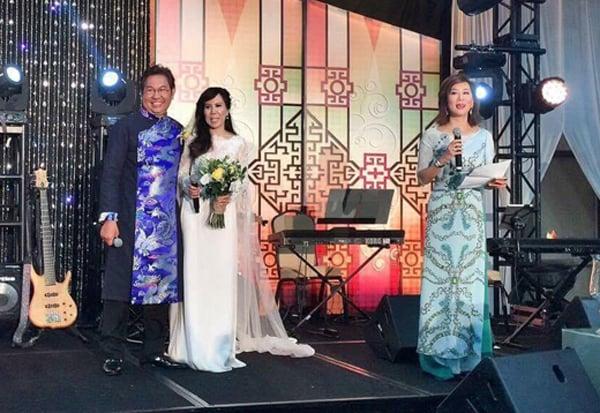 Giọng ca hải ngoại Mai Thiên Vân kết hôn với bạn trai lớn tuổi 2