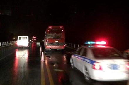 Tai nạn giao thông ở Yên Bái, 2 người chết thảm 1